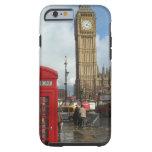 Caja del teléfono de Londres y caso de Big Ben
