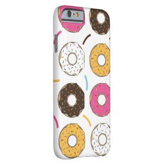 Caja del teléfono de los amantes del buñuelo funda barely there iPhone 6