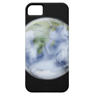 Caja del teléfono de los rasgones de Gaia de la iPhone 5 Cárcasa