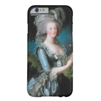 ¡Caja del teléfono de Marie Antonieta - seleccione Funda Barely There iPhone 6