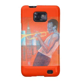 Caja del teléfono de Miles Davis Samsung Galaxy S2 Funda