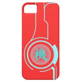 Caja del teléfono de Monado iPhone 5 Case-Mate Funda