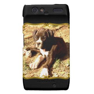 Caja del teléfono de Motorola Droid Razr del Motorola Droid RAZR Fundas