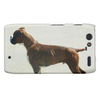 Caja del teléfono de Motorola Droid Razr del perro Motorola Droid RAZR Carcasa