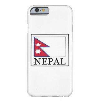 Caja del teléfono de Nepal Funda Para iPhone 6 Barely There