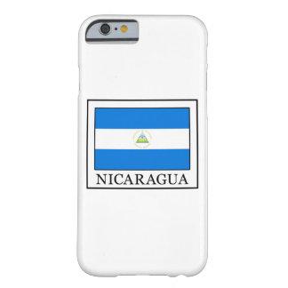Caja del teléfono de Nicaragua Funda Barely There iPhone 6