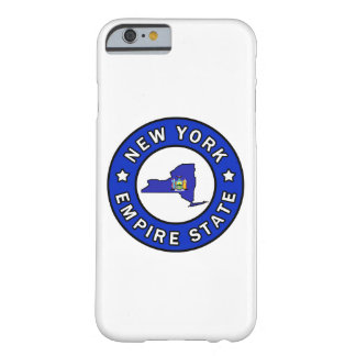 Caja del teléfono de Nueva York Funda Barely There iPhone 6