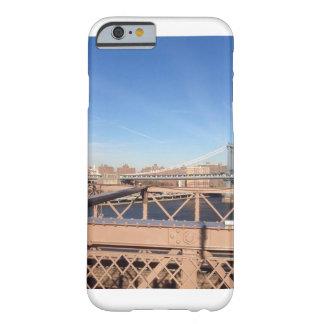 Caja del teléfono de Nueva York Funda De iPhone 6 Barely There