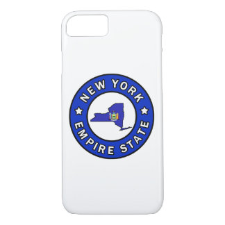 Caja del teléfono de Nueva York Funda iPhone 7