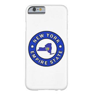 Caja del teléfono de Nueva York Funda Para iPhone 6 Barely There