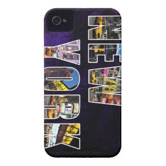 Caja del teléfono de Nueva York iPhone 4 Cárcasa