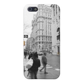 Caja del teléfono de Nueva York Nueva York I iPhone 5 Funda