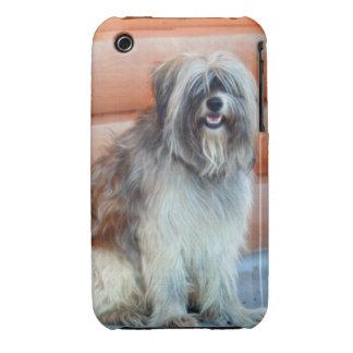 Caja del teléfono de ovejas de los Mascota-amantes Carcasa Para iPhone 3