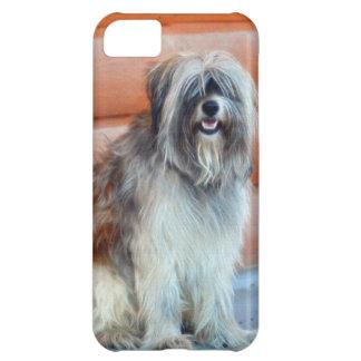 Caja del teléfono de ovejas de los Mascota-amantes Funda iPhone 5C
