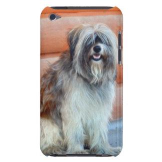 Caja del teléfono de ovejas de los Mascota-amantes Funda Para iPod De Barely There