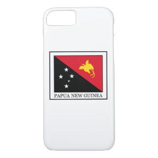 Caja del teléfono de Papúa Nueva Guinea Funda iPhone 7
