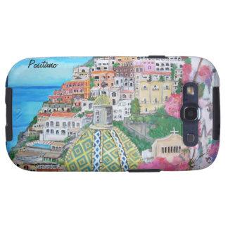Caja del teléfono de Positano, Italia Samsung Galaxy S3 Carcasa