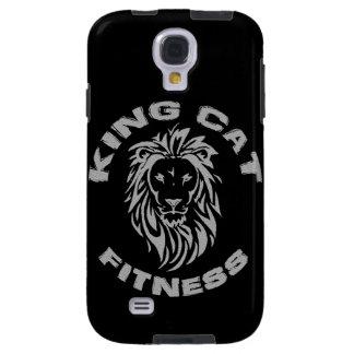 Caja del teléfono de rey Cat Fitness Samsung