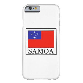 Caja del teléfono de Samoa Funda De iPhone 6 Barely There