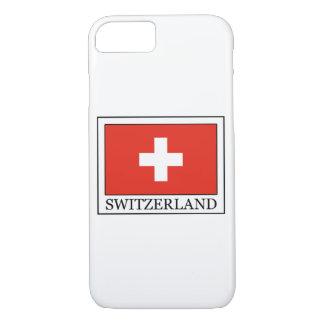 Caja del teléfono de Suiza Funda iPhone 7