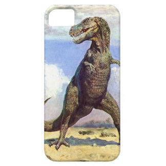 Caja del teléfono de T-Rex iPhone 5 Cárcasas