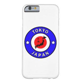 Caja del teléfono de Tokio Japón Funda Para iPhone 6 Barely There