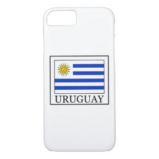 Caja del teléfono de Uruguay Funda iPhone 7