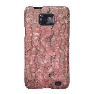 Caja del teléfono del amante de la carne funda para samsung galaxy s2