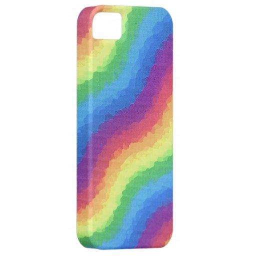 """""""Caja del teléfono del arco iris """" iPhone 5 Case-Mate Carcasa"""
