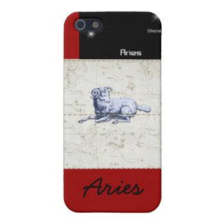 Caja del teléfono del aries iPhone 5 funda