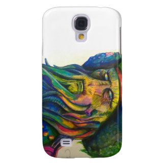 Caja del teléfono del armario de Davey Jones Funda Para Galaxy S4
