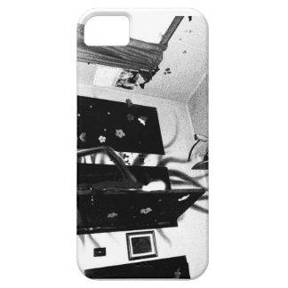 Caja del teléfono del armario de Slenderman iPhone 5 Carcasa