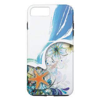 Caja del teléfono del arte abstracto 30 funda iPhone 7 plus
