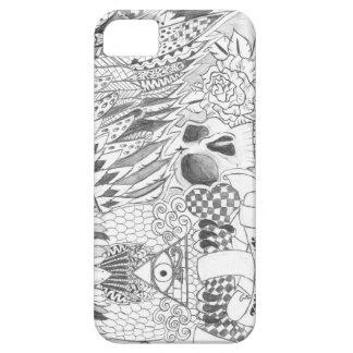 Caja del teléfono del búho de Iphone 5/5s iPhone 5 Carcasa