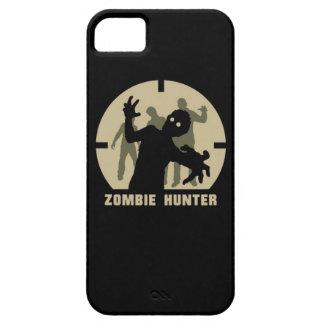caja del teléfono del cazador del zombi iPhone 5 funda