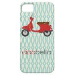 Caja del teléfono del Ciao Bella iPhone 5 Case-Mate Cobertura