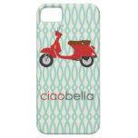 Caja del teléfono del Ciao Bella iPhone 5 Case-Mate Coberturas
