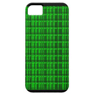 Caja del teléfono del código binario funda para iPhone SE/5/5s