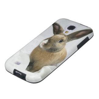 Caja del teléfono del conejo de conejito para la g