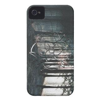 caja del teléfono del conflicto del la iPhone 4 Case-Mate cárcasa