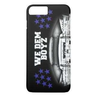 Caja del teléfono del Dem Boyz de Dallas Funda iPhone 7 Plus