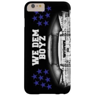 Caja del teléfono del Dem Boyz de Dallas Funda Para iPhone 6 Plus Barely There
