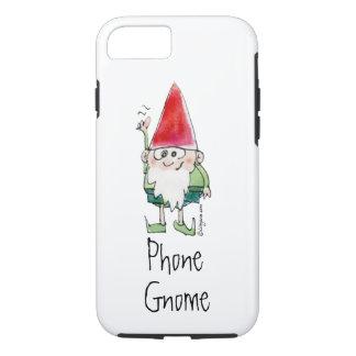 Caja del teléfono del dibujo animado del gnomo del funda iPhone 7