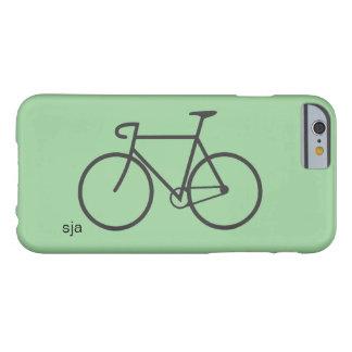 Caja del teléfono del diseño de la bicicleta funda barely there iPhone 6