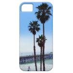 Caja del teléfono del embarcadero de San Clemente iPhone 5 Funda