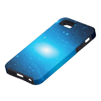 Caja del teléfono del espacio exterior de las funda para iPhone 5 tough