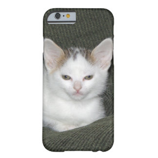 Caja del teléfono del gatito de Stinkeye Funda Para iPhone 6 Barely There
