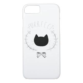 Caja del teléfono del gato - todos los tipos funda iPhone 7