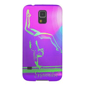 Caja del teléfono del gimnasta de la galaxia s5 de carcasa galaxy s5