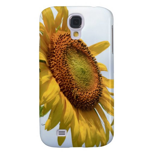 Caja del teléfono del girasol I Funda Para Galaxy S4
